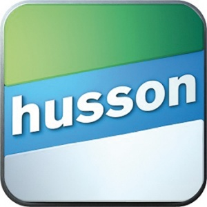Logo Husson International Gruppe